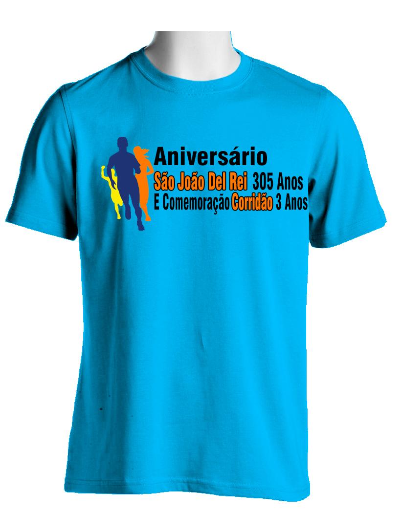 Corridão - Corrida Comemorativa  305 Anos De São João Del Rei E 3º ... b6abb4865f1bd